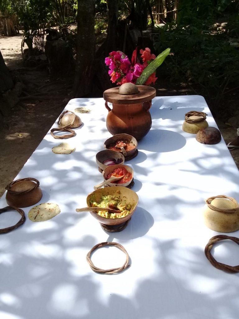 Repas maya