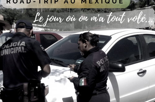 Réagir en cas de vol en voyage au mexique