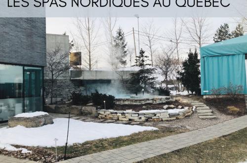 Illustration de l'article de blog sur les spas nordiques au québec