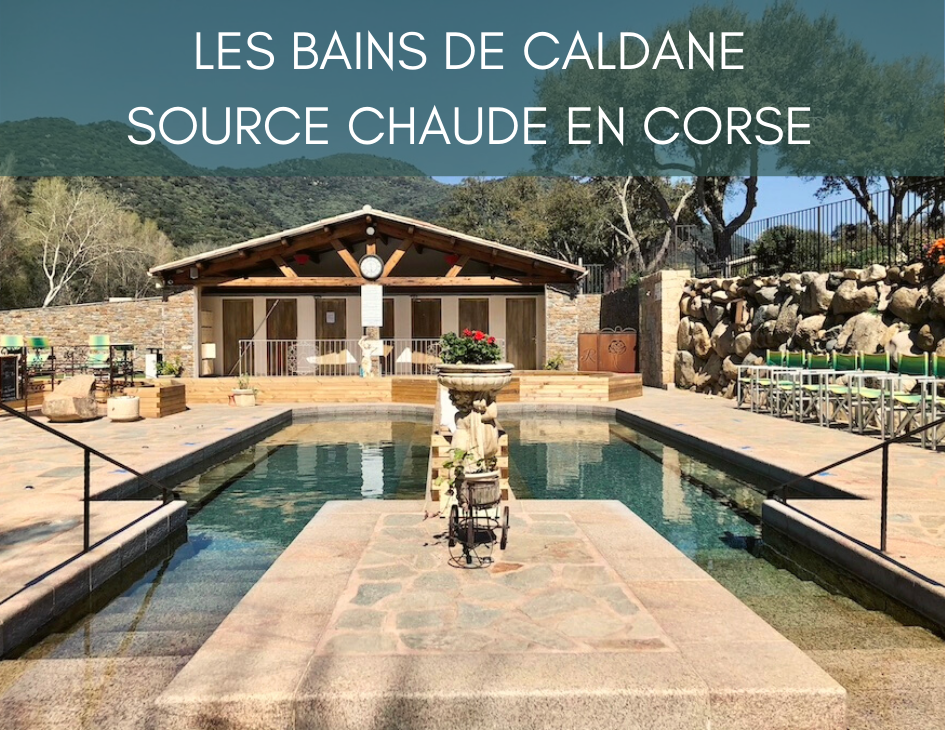 bains de caldane illustration article